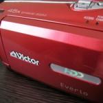 Victor Everio GZ-MG760-R 復元