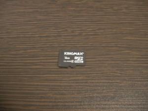 スマートフォンで使用していたmicroSDカードが見られなくなった