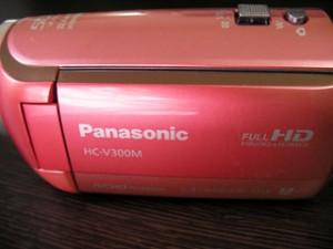 パナソニック ビデオカメラ HC-V300M のデータ復旧