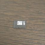 docomo GALAXY Sで使用していたmicroSDカードのデータが消えた