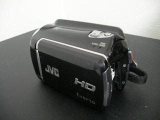 HDDエラー GZ-HD620-B エブリオの復元