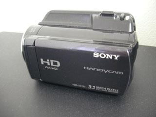 フォーマットエラーのビデオカメラ復元