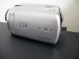 GZ-HD500-S ビデオカメラのデータ復旧