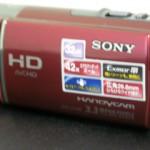 HDR-CX180 ソニーハンディカムのデータ復元