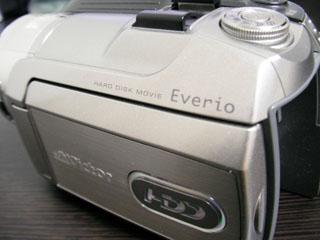 GZ-MG575-S Victor Everio ビデオカメラのデータ復旧に成功