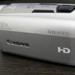 キャノン iVIS HF R31 データ復元に成功