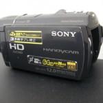 ムービー復元 HDR-CX520V SONY ビデオカメラ