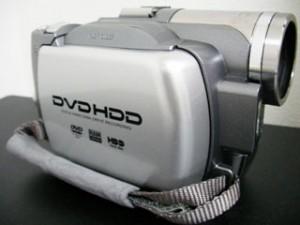 HITACHI DZ-HS503 データ復元