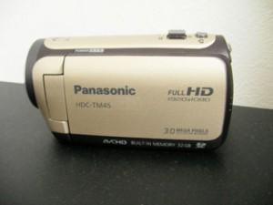 パナソニックビデオカメラのデータ復旧に成功 HDC-TM45