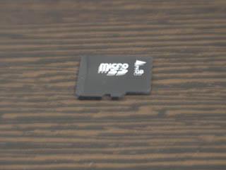 スマホ microSDカード フォーマットしますかと表示