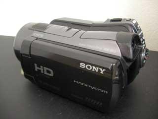 SONY HDR-SR12 ビデオカメラのデータ復旧 栃木県