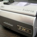 GZ-HD5 Victor Everio データ復元