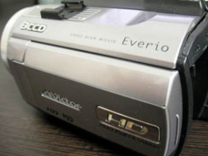 GZ-HD5 Victor Everio データ復元