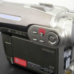 DZ-HS303 HITACHI ビデオカメラ 修復を行ったらデータが消えた