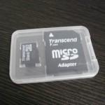 スマホのmicroSDカードのデータ復元