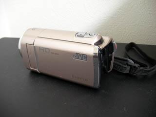GZ-HM670 エブリオ ビデオカメラのデータ復元