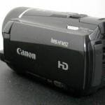 キヤノンiVIS HF M52 ビデオカメラのデータ復旧に成功