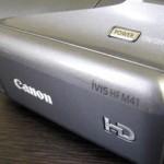 iVIS HF M41 キャノンビデオカメラのデータ復元