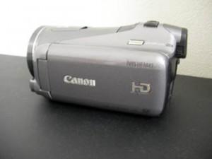 キャノン HF M41 ビデオカメラのデータ復旧