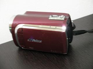 Everio GZ-MG650-R ビデオカメラのデータ復旧
