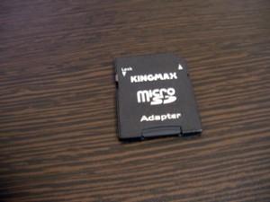 microSDカード スマホ 画像データ復元