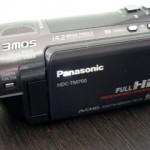 パナソニック HDC-TM700 消したデータの復元