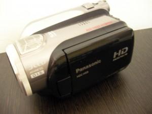ビデオカメラのデータ復旧に成功 パナソニック HDC-HS9