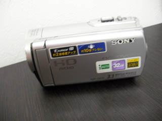 HDR-CX170 ソニービデオカメラのデータ復旧