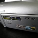 ソニーハンディカム HDR-XR350Vのデータ復旧