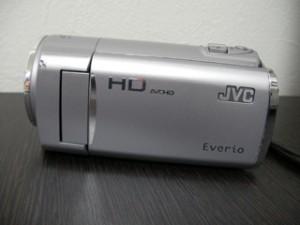 ビデオカメラメモリ復旧 GZ-HM690-S JVC Everio