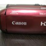 キャノンビデオカメラのデータ復元 iVIS HF R21