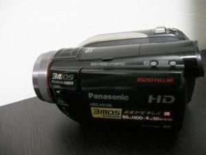HITACHI WOOO DZ-HD90 データ救出