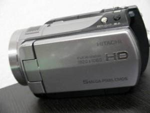 HDDエラー ビデオカメラのデータ復旧 パナソニック HDC-HS100