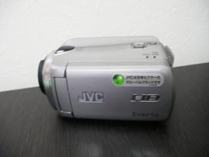 ビクターGZ-HD500ビデオカメラのデータ復旧