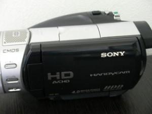 ソニーハンディカムのデータ復旧 HDR-SR1 誤操作で消去