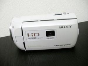 HDR-PJ390のデータ復旧 横浜市