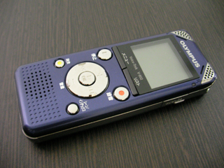 V-802 Voice-Trek OLYMPUS ICレコーダーのデータ復元 神奈川県川崎市