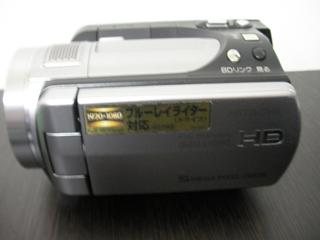 日立DZ-HD90 ビデオカメラのデータ復旧に成功