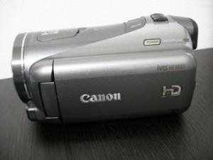 ビデオカメラのデータ復旧 iVIS HFM41