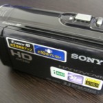 SONYハンディカムHDR-CX170を初期化!でもデータ復元に成功。