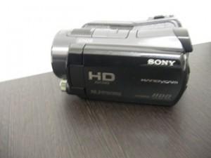 削除データ復元 ソニービデオカメラ HDR-SR12