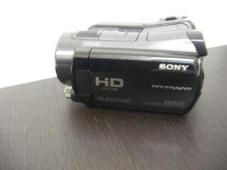 ソニー ハンディカム HDR-SR11 データ復旧に成功 横浜