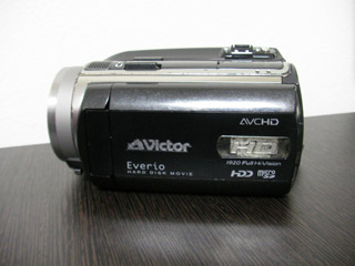 GZ-HD30-B ビクター Everio データ復旧 群馬県