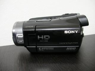 ビデオカメラのデータ復旧に成功