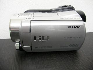 HDR-SR11 ソニービデオカメラのデータ復元