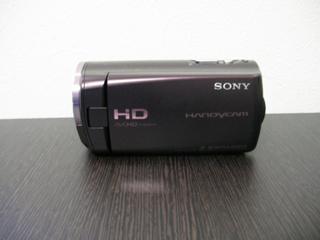 HDR-CX270V ソニーハンディカム復旧