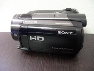 ハンディカム復旧 HDR-XR520V