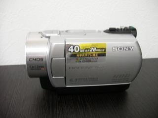 DCR-SR300 ソニーハンディカム復旧 千葉県
