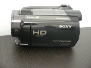 ハードディスク復旧|ハンディカム HDR-XR150 フォーマットエラー