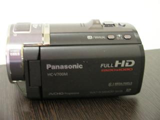 HDD復元 パナソニック ビデオカメラ フォーマット